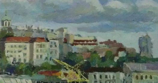Отварање изложбе руског сликара Анатлојиа Ивакин