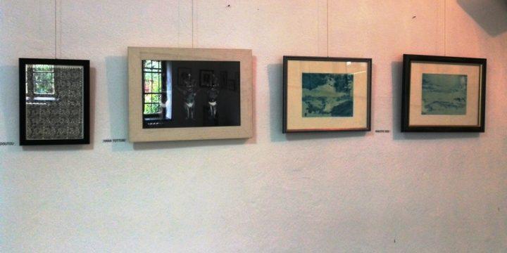 Изложба групе Храст и Удружења Широка стаза