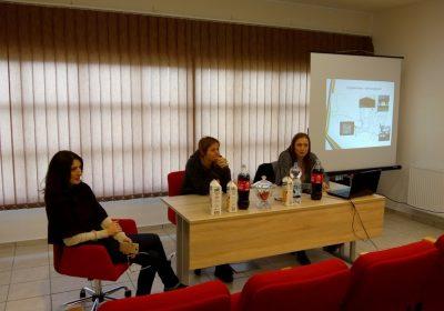 Посета студенти четврте године Архитектонског факултета из Београда