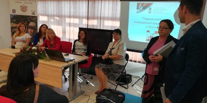 Од идеје до иновативног женског бизниса