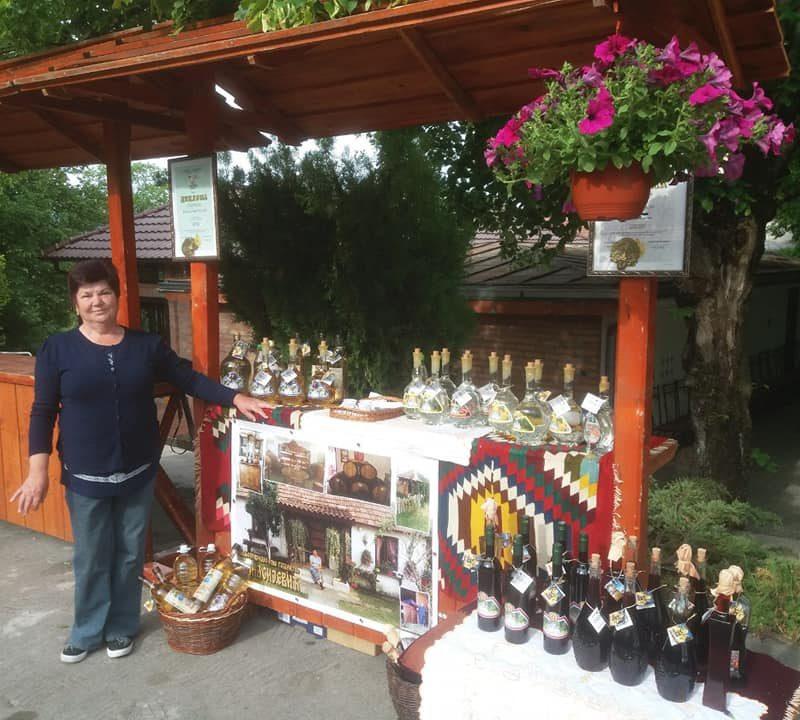Ђурђевдански дани вина и грожђа на Опленцу