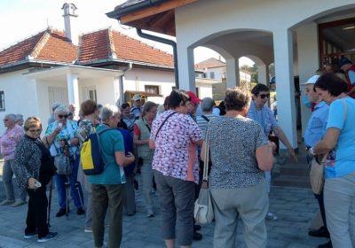 ОРГАНИЗОВАНЕ ГРУПЕ ПЕНЗИОНЕРА ИЗ АУСТРИЈЕ У ПОСЕТИ СРБИЈИ
